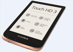 Cover-Bild zu Pocketbook Touch HD 3 kupfer