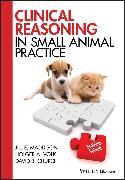 Cover-Bild zu Clinical Reasoning in Small Animal Practice (eBook) von Maddison, Jill E.