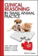 Cover-Bild zu Clinical Reasoning in Small Animal Practice von Maddison, Jill E.