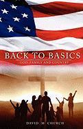 Cover-Bild zu Back to Basics von Church, David M.