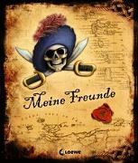 Cover-Bild zu Meine Freunde (Pirat) von Loewe Eintragbücher (Hrsg.)