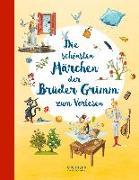 Cover-Bild zu Die schönsten Märchen der Brüder Grimm zum Vorlesen von Grimm, Jacob und Wilhelm