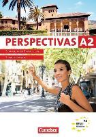 Cover-Bild zu Perspectivas A2. Sprachtraining von Grimm, Alexander