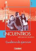 Cover-Bild zu Encuentros 1. Cuaderno de Ejercicios von Amann, Klaus A.