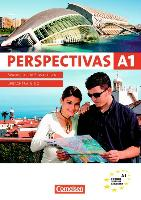 Cover-Bild zu Perspectivas A1. Sprachtraining von Alvarez, Araceli Vicente