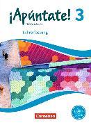 Cover-Bild zu ¡Apúntate! 3. Nueva edición. Schülerbuch - Lehrerfassung von Balser, Joachim