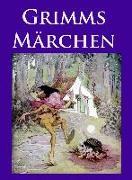 Cover-Bild zu Grimms Märchen (eBook) von Grimm, Jacob
