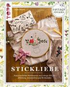 Cover-Bild zu Mende, Anne: Cottage Dreams - Stickliebe