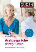 Cover-Bild zu Khaschei, Kirsten: Arztgespräche richtig führen