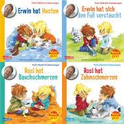 Cover-Bild zu Grönemeyer, Prof. Dr. med. Dietrich: Prof.Grönemeyers Erwin-Geschichten