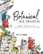 Cover-Bild zu Botanical Line Drawing (eBook) von Dean, Peggy