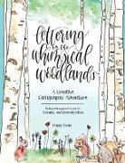 Cover-Bild zu Lettering in the Whimsical Woodlands (eBook) von Dean, Peggy