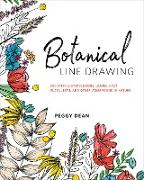 Cover-Bild zu Botanical Line Drawing von Dean, Peggy