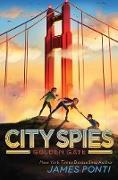 Cover-Bild zu Ponti, James: Golden Gate (eBook)