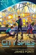 Cover-Bild zu Ponti, James: Forbidden City (eBook)