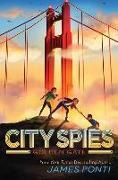 Cover-Bild zu Ponti, James: Golden Gate, 2