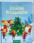 Cover-Bild zu Klitzekleine Wichtelgeschichten von Volk, Katharina E.