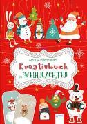 Cover-Bild zu Mein wunderschönes Kreativbuch zu Weihnachten von Stütze, Annett (Übers.)