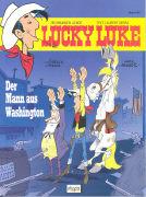 Cover-Bild zu Der Mann aus Washington von Gerra, Laurent