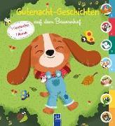 Cover-Bild zu Gutenacht-Geschichten auf dem Bauernhof