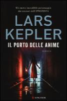 Cover-Bild zu Il porto delle anime von Kepler, Lars