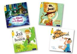 Cover-Bild zu Powling, Chris: Oxford Reading Tree Traditional Tales: Level 5: Pack of 4