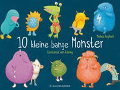 Cover-Bild zu Reyhani, Markus: 10 kleine bange Monster
