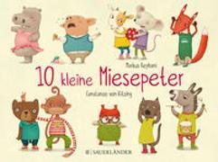 Cover-Bild zu Reyhani, Markus: 10 kleine Miesepeter