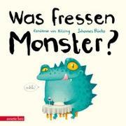 Cover-Bild zu Büchs, Johannes: Was fressen Monster?