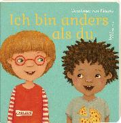 Cover-Bild zu von Kitzing, Constanze: Ich bin anders als du - Ich bin wie du