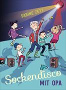 Cover-Bild zu Sockendisco mit Opa von Zett, Sabine