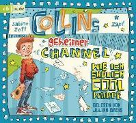 Cover-Bild zu Collins geheimer Channel - Wie ich endlich cool wurde von Zett, Sabine