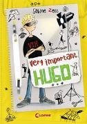 Cover-Bild zu Very important Hugo von Zett, Sabine