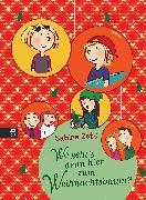 Cover-Bild zu Wo geht's denn hier zum Weihnachtsbaum? (eBook) von Zett, Sabine