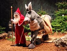 Cover-Bild zu Santa der Weihnachtsmann von Weber, Sämi