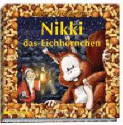 Cover-Bild zu Nikki das Eichhörnchen von Weber, Sämi