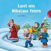 Cover-Bild zu Lasst uns Nikolaus feiern von März, Lene
