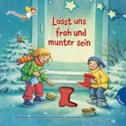 Cover-Bild zu Lasst uns froh und munter sein von Winterhager, Daniele (Illustr.)