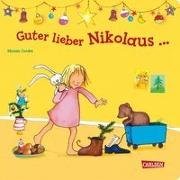 Cover-Bild zu Lieber guter Nikolaus von Cordes, Miriam