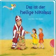 Cover-Bild zu Dein kleiner Begleiter: Das ist der heilige Nikolaus von März, Lene