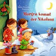 Cover-Bild zu Morgen kommt der Nikolaus von Wich, Henriette