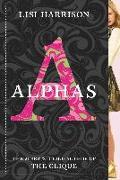 Cover-Bild zu Harrison, Lisi: Alphas #1 (eBook)