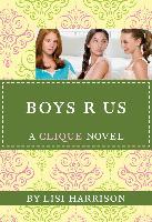 Cover-Bild zu Harrison, Lisi: BOYS R US (eBook)