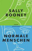 Cover-Bild zu Rooney, Sally: Normale Menschen