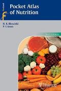 Cover-Bild zu Pocket Atlas of Nutrition von Biesalski, Hans-Konrad