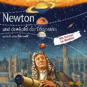 Cover-Bild zu Novelli, Luca: Newton und der Apfel der Erkenntnis (Audio Download)