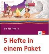 Cover-Bild zu Mein Indianerheft. Fit for five. Arbeitsheft Klasse 4 (5-er Paket)