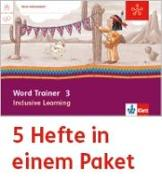 Cover-Bild zu Mein Indianerheft. Englisch. Fördern und Inklusion. Arbeitsheft Klasse 3 (5-er Paket)