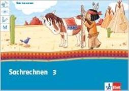Cover-Bild zu Mein Indianerheft. Größen und Sachrechnen. Arbeitsheft 3. Schuljahr