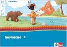 Cover-Bild zu Mein Indianerheft. Geometrie 4. Übungsheft 4. Klasse